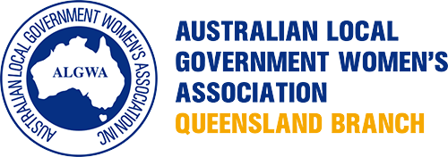 ALGWA Queensland logo